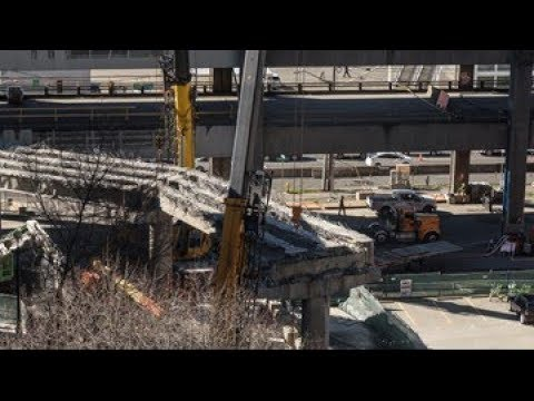 LIVE: What's next for the demolition of the Alaskan Way Viaduct