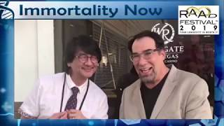 Immortality Now with Dr Ron Klatz and Special guest Dr Mike Chan