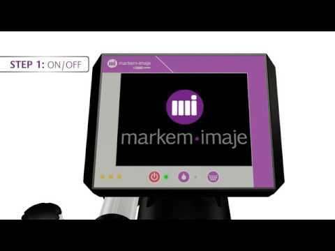 New Markem-Imaje Large Character 4500 Valve Jet Coder