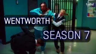 Wentworth Season 7 - Trailer Breakdown SPOILERS