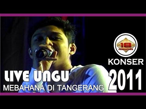 AKSI KEREN !!! UNGU LIVE BSD SERPONG 2011 (Live Konser)