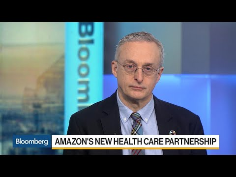 Amazon, Berkshire, JPMorgan Health-Care Partnership is 'Brilliant', Says Kirkpatrick