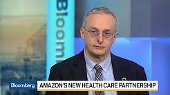 Amazon, Berkshire, JPMorgan Health-Care Partnership is 'Brilliant', SaysKirkpatrick