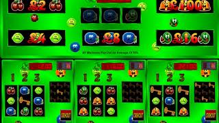 Crazy Fruits £100 Jackpot and Max streak on this PC Game.