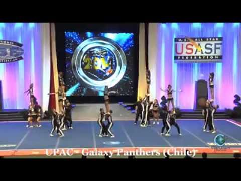 UPAC - Galaxy Panthers (Chile) Worlds 2014.