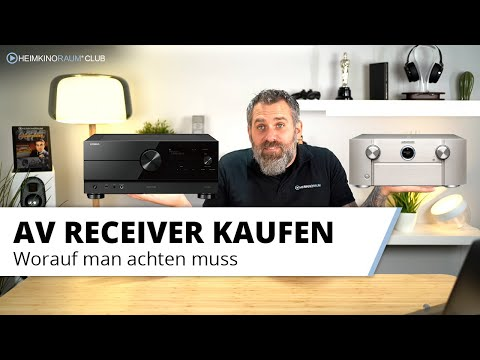 AV Receiver Kaufberatung