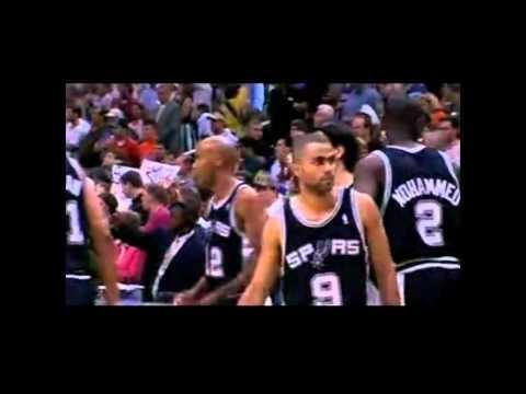 2005 NBA Playoffs: San Antonio Spurs vs Phoenix Suns