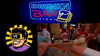 Drunkn Bar Fighting - Устроим пьяный дебош в баре!