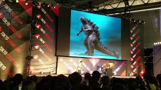 Godzilla: King Of The Monsters - Tokyo Comic Con 2018 Panel
