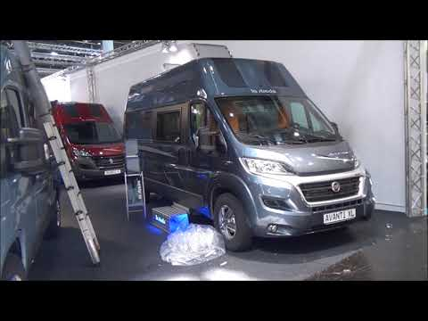 The largest RV show in the world : Caravan Salon behind closed doors