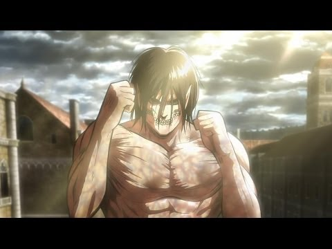 I Need A Hero [Attack on Titan] AMV Skillet/Hero