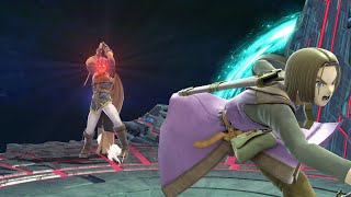 SSBU but Every Character Can Crit