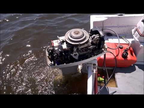 Outboard Stalls At Idle