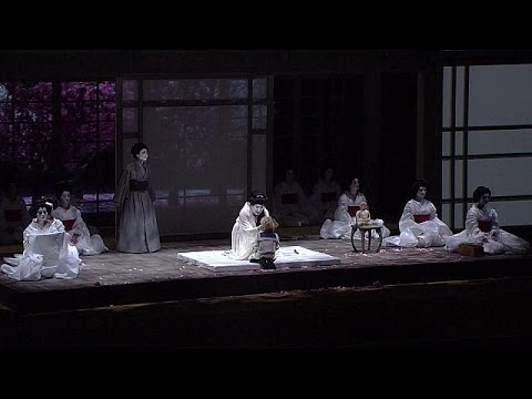 Madame Butterfly inaugure la nouvelle saison de la Scala de Milan