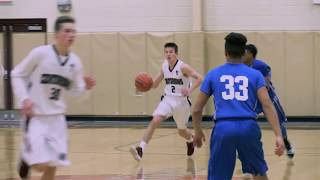 GCC Boys Basketball-JV vs Jeannette 2-9-18
