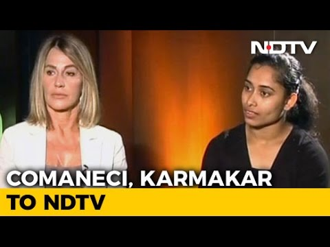 Dipa Karmakar is India's Gymnastics Goddess: Nadia Comaneci to NDTV