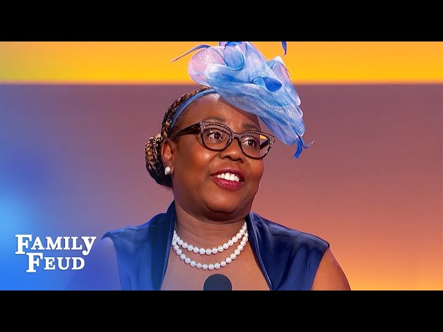 Keep it clean! Say THIS instead of cursing! | Family Feud