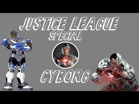 Justice League 2017 - Fakten zu CYBORG | DC Comics Deutsch