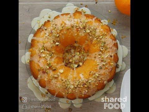Orange Juice Cake   Dessert