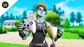 The Best Controller Player In Fortnite Just Joined Our Team...
