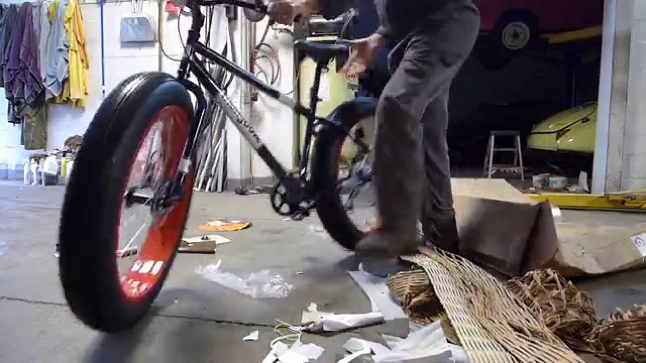 my new fat bike