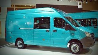 Цельнометаллический фургон ГАЗель NEXT(, 2015-09-08T02:51:21.000Z)