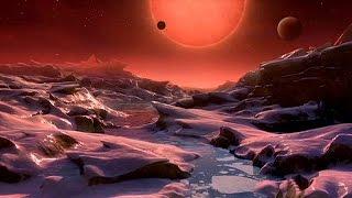 """العلماء يكتشفون ثلاثة كواكب """"يحتمل ان تكون صالحة للحياة""""    3-5-2016"""