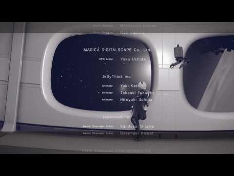 NieR:Automata Ending B Credits