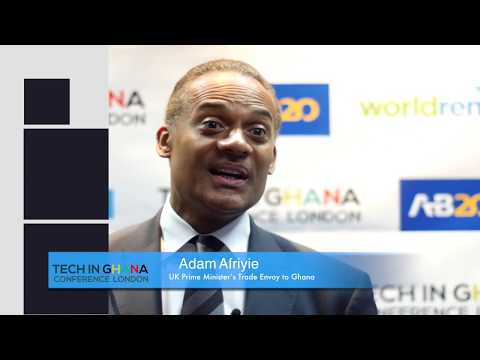 Tech in Ghana Conference London 2018 INTERVIEWS