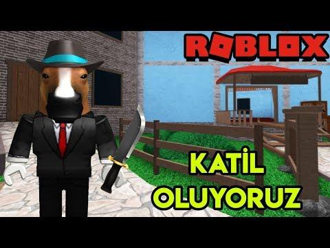 🔪 Katil Oluyoruz 🔪   Murder Mystery 2   Roblox Türkçe