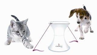 Лапахвост FroliCat Dart Duo Laser Toy Игрушка для кошек и собак: двойной лазер