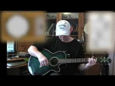 Bridge Over Troubled Water - Simon & Garfunkel - Acoustic Guitar Lesson