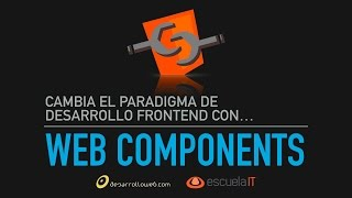 Introducción a Web Components