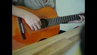 Guitar-Bài ca tạm biệt By Jos.Nghia