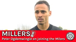 Video Peter Odemwingie on joining Rotherham United download MP3, 3GP, MP4, WEBM, AVI, FLV Juni 2017