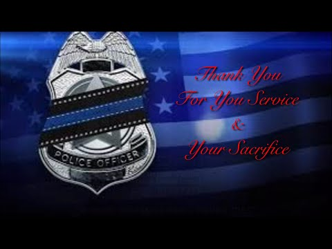 A tribute to our fallen law-enforcement officers of 2017