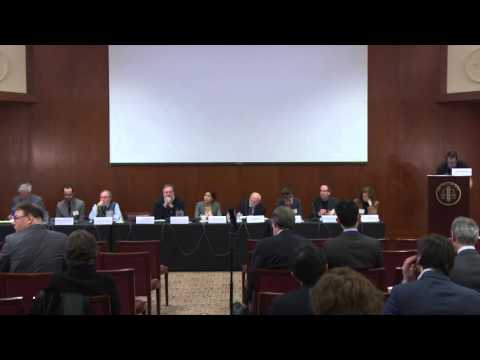 2016 Next Generation of Antitrust Scholars Conference: Session 1