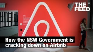 Gambar cover NSW Government is cracking down on Airbnb