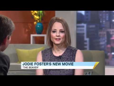 jodie foster 39 s new film 39 the beaver 39 youtube. Black Bedroom Furniture Sets. Home Design Ideas