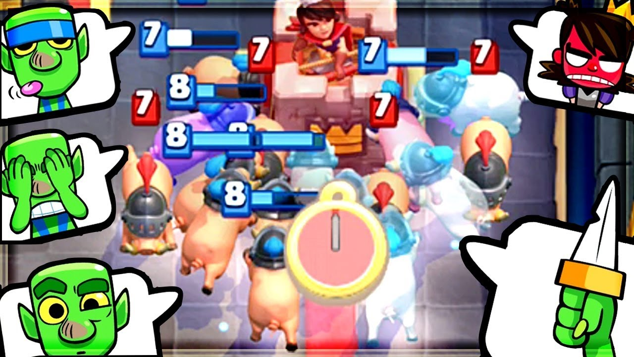 Clash Royale - NEW EMOTES & CHEST BUFFS! New Update Info