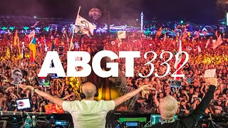 group therapy 332 with above beyond and io