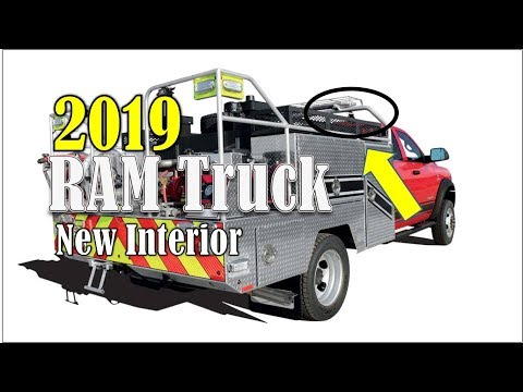 [Luck This] 2019 Ram HD Chassis Cab trucks With New Interior: tough outside, comfy inside