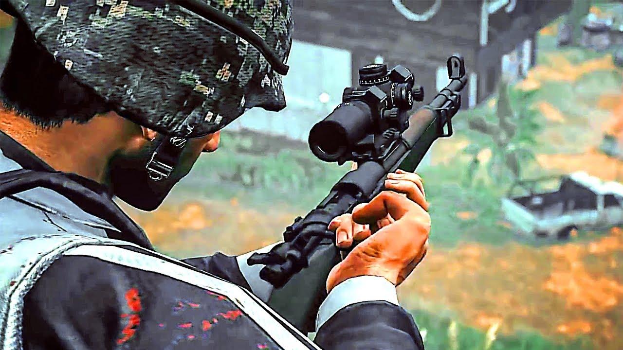 PLAYERUNKNOW'S BATTLEGROUNDS Sanhok Bande Annonce de Gameplay (PUBG 2018)