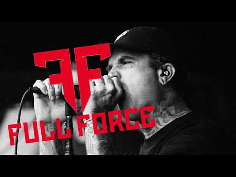 THE AMITY AFFLICTION live at Full Force Festival 2019 [CORE COMMUNITY ON TOUR]