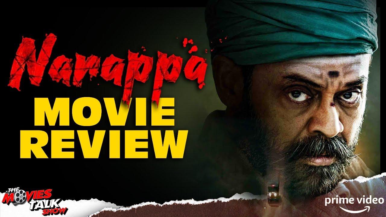 NARAPPA - Movie Review | Venkatesh Daggubati| Priyamani