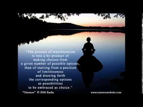 A Journey to Oneness   Rasha