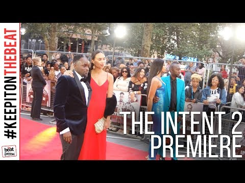 The Intent 2 Red carpet Premiere  #Ghetts #Fekky #Krept #Konan #AshleyChin #Rapman | #THEBEATACCESS