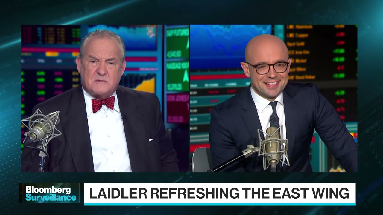 Download 'Bloomberg Surveillance Simulcast' Full Show (10/25/21)
