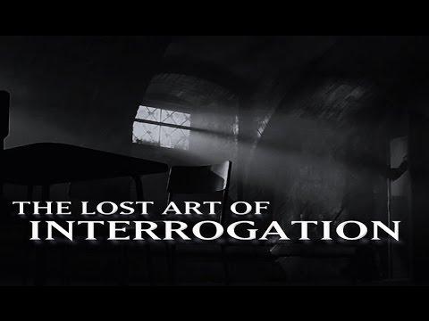 Gray Man #5: Gray Man interrogation techniques
