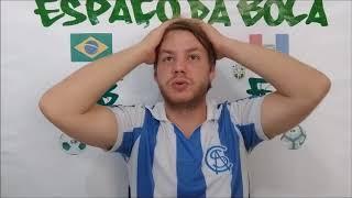 CSA x Londrina - Análise do jogo